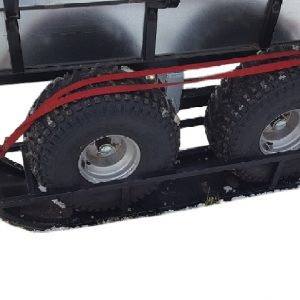 ATV Trailer Ski Kit