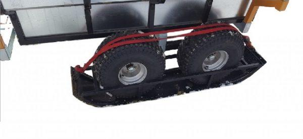 ATV Trailer Ski Kit