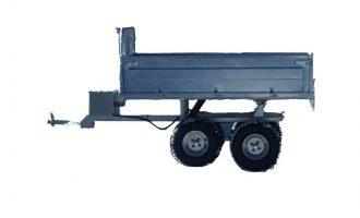 RR650 Series Atv/Utv Dump Trailers