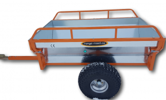 RR620 Single Axle ATV Trailer