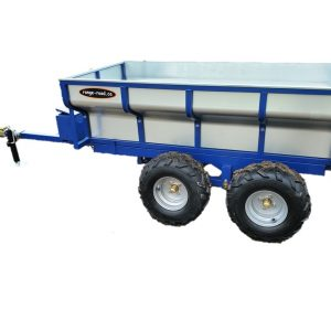 hydraulic atv trailer