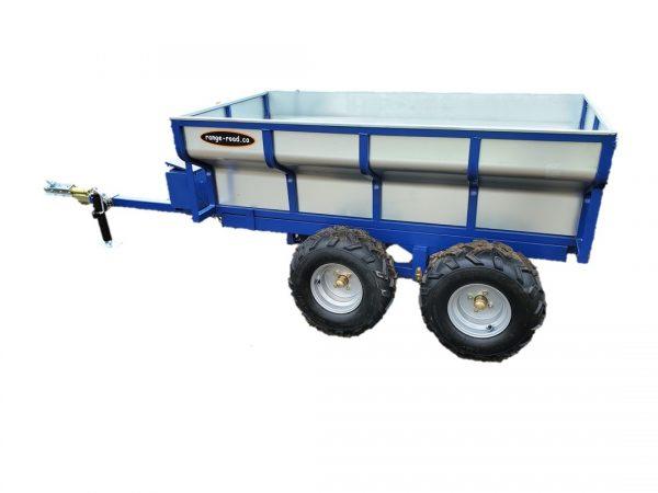 hydraulic atv trailer